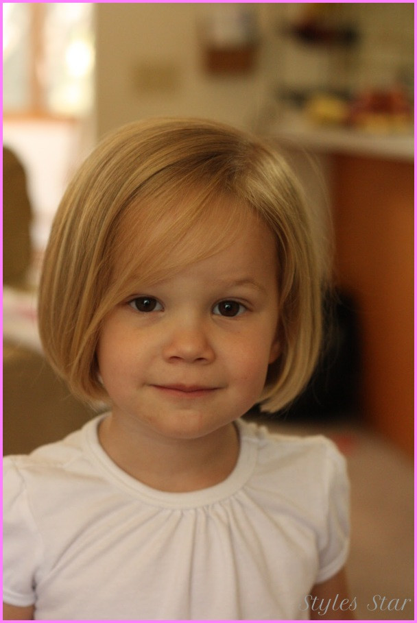 Best ideas about Little Girl Hairstyle . Save or Pin Little girl bob haircuts StylesStar Now.