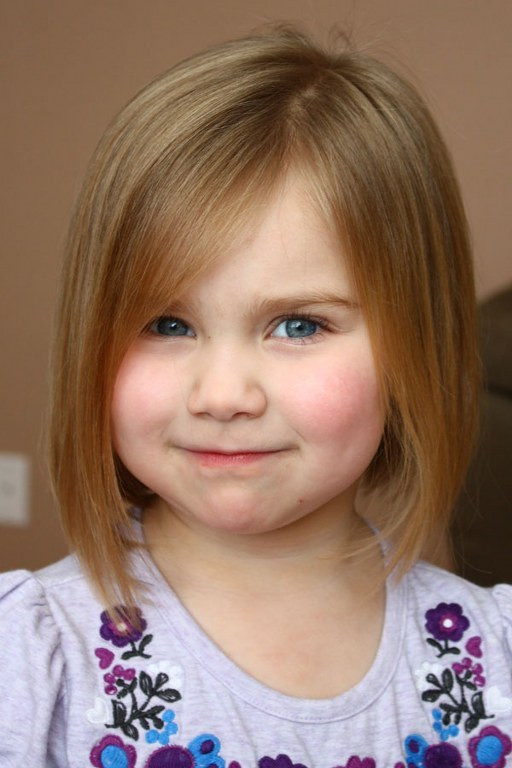 Best ideas about Little Girl Hairstyle . Save or Pin 20 Little Girl Haircuts Now.