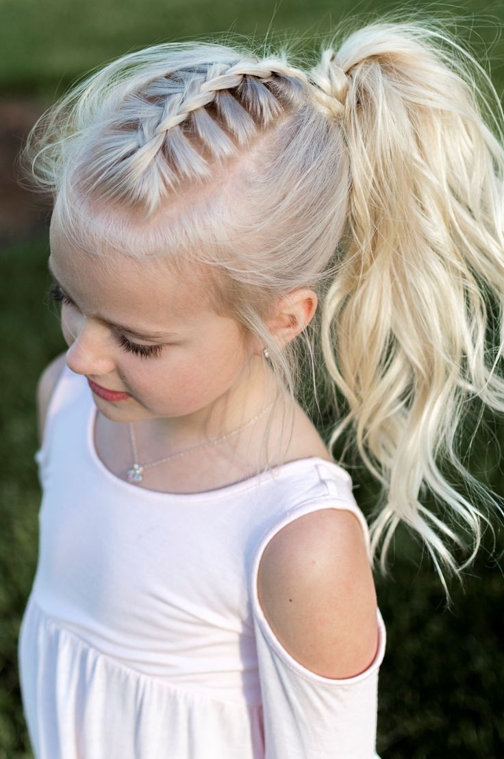 Best ideas about Little Girl Hairstyle . Save or Pin Hairstyles For Little Girl Now.
