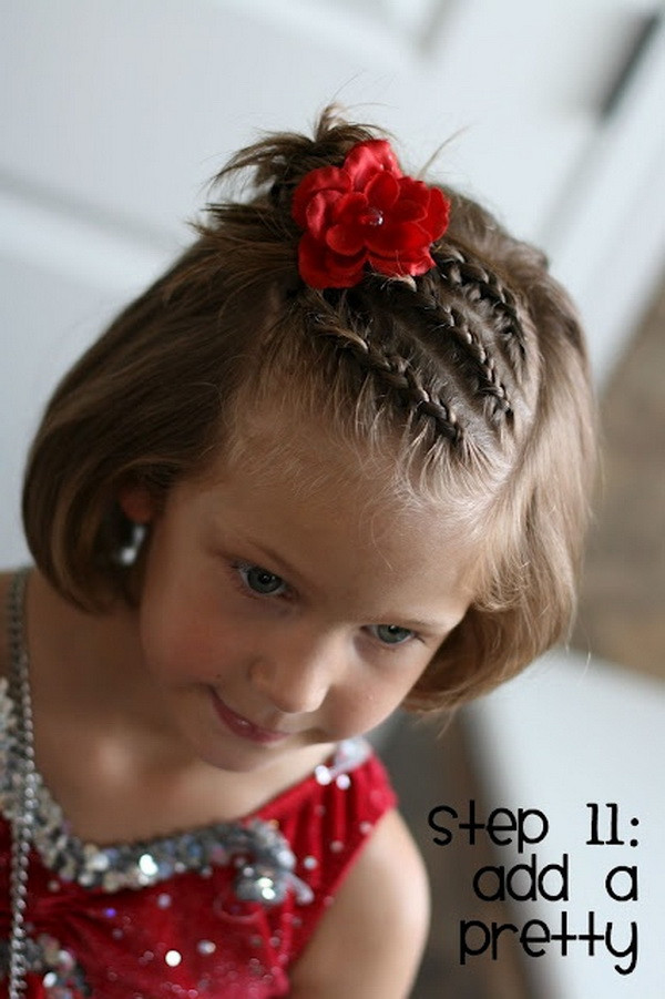 Best ideas about Little Girl Hairstyles . Save or Pin 28 Cute Hairstyles for Little Girls Now.