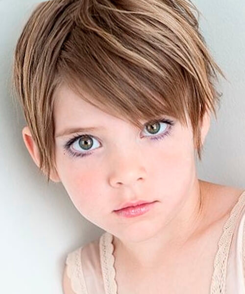 Best ideas about Little Girl Hairstyles . Save or Pin Hairstyles for short hair male and female Now.