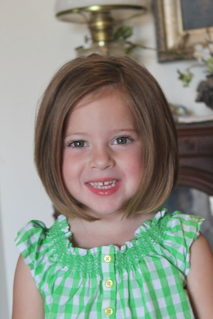 Best ideas about Little Girl Hairstyles . Save or Pin Short Hairstyles Little Girl Now.