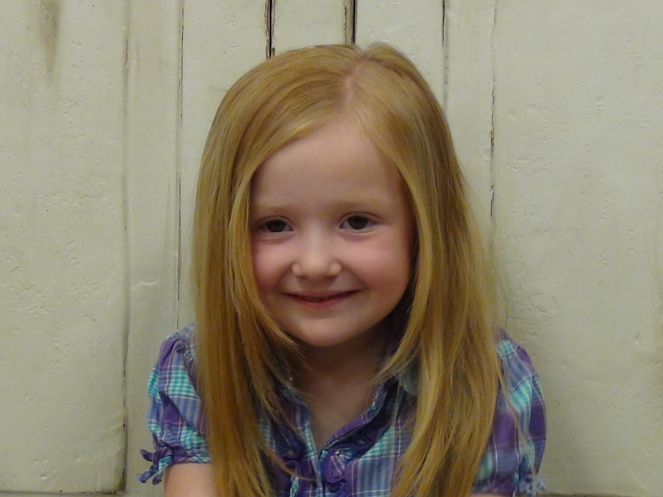 Best ideas about Little Girl Hairstyles . Save or Pin Cute and Simple Little Girls Long Hairstyle And More Now.