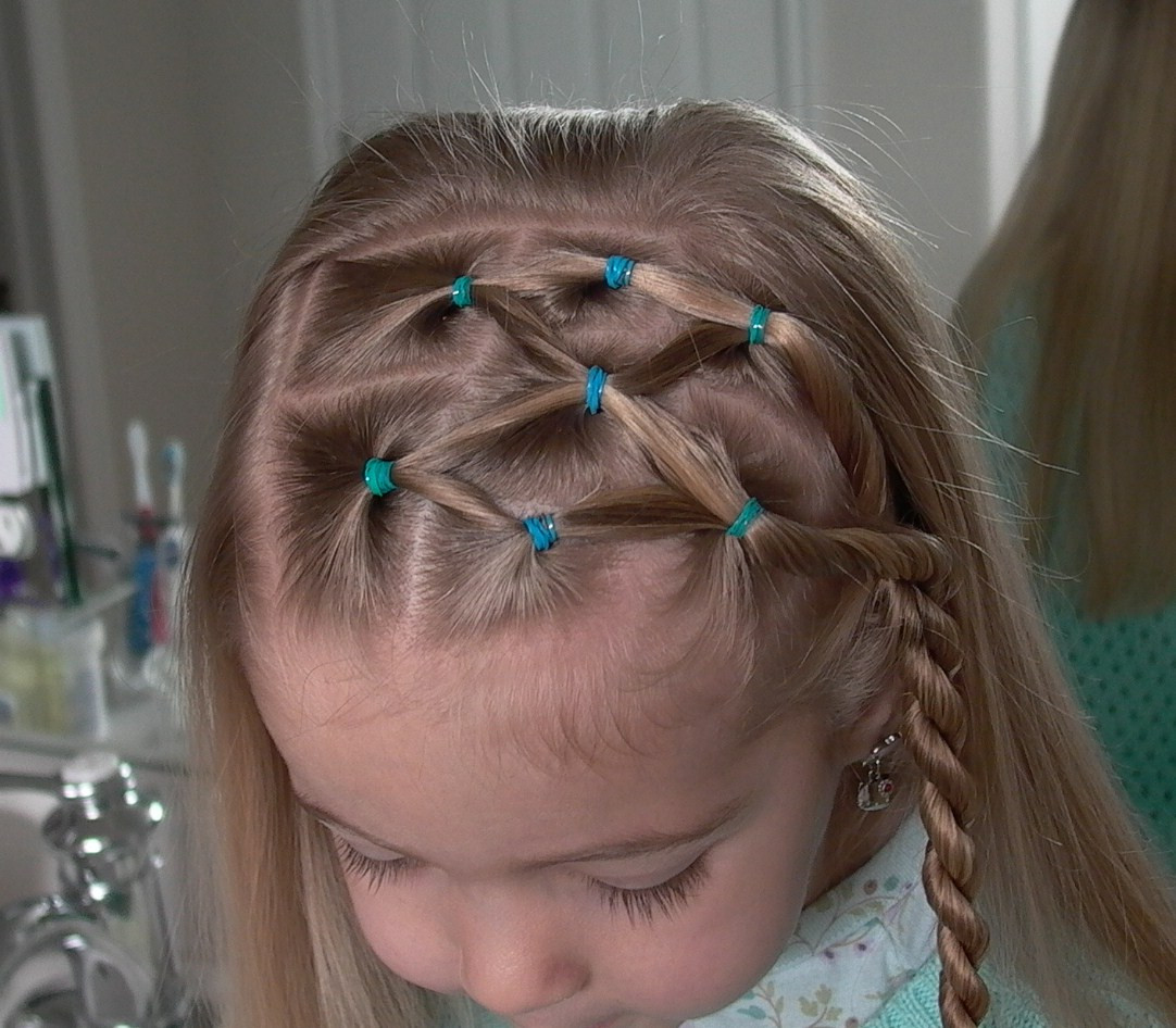 Best ideas about Little Girls Hairstyle . Save or Pin Shaunell s Hair Little Girl s Hairstyles Side Puffy Now.