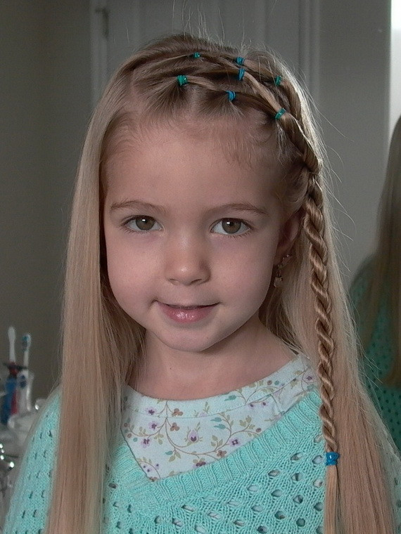 Best ideas about Little Girls Hairstyle . Save or Pin Hairstyles for Little Girls Now.