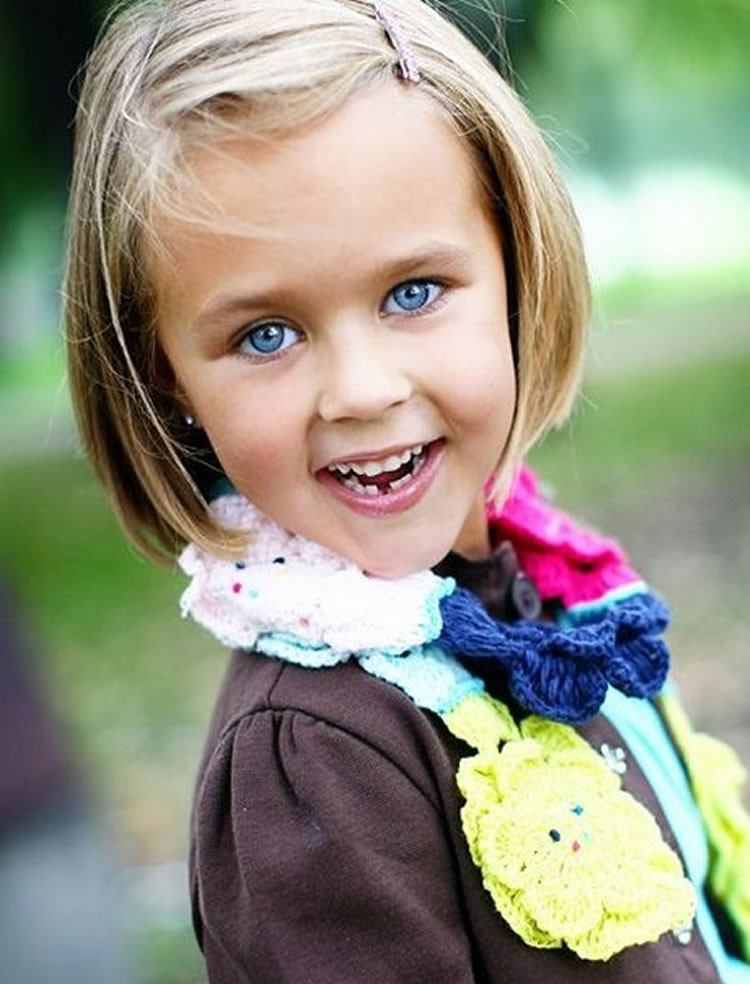Best ideas about Little Girls Hairstyle . Save or Pin 54 Cute Hairstyles for Little Girls Mothers Should Now.