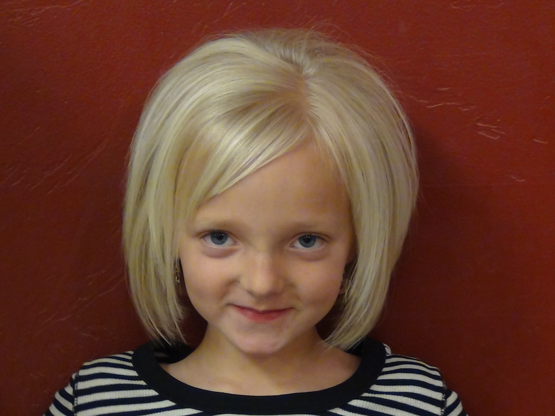 Best ideas about Little Girls Hairstyle . Save or Pin Cut Short Style into Little Girls Hair and Style Now.