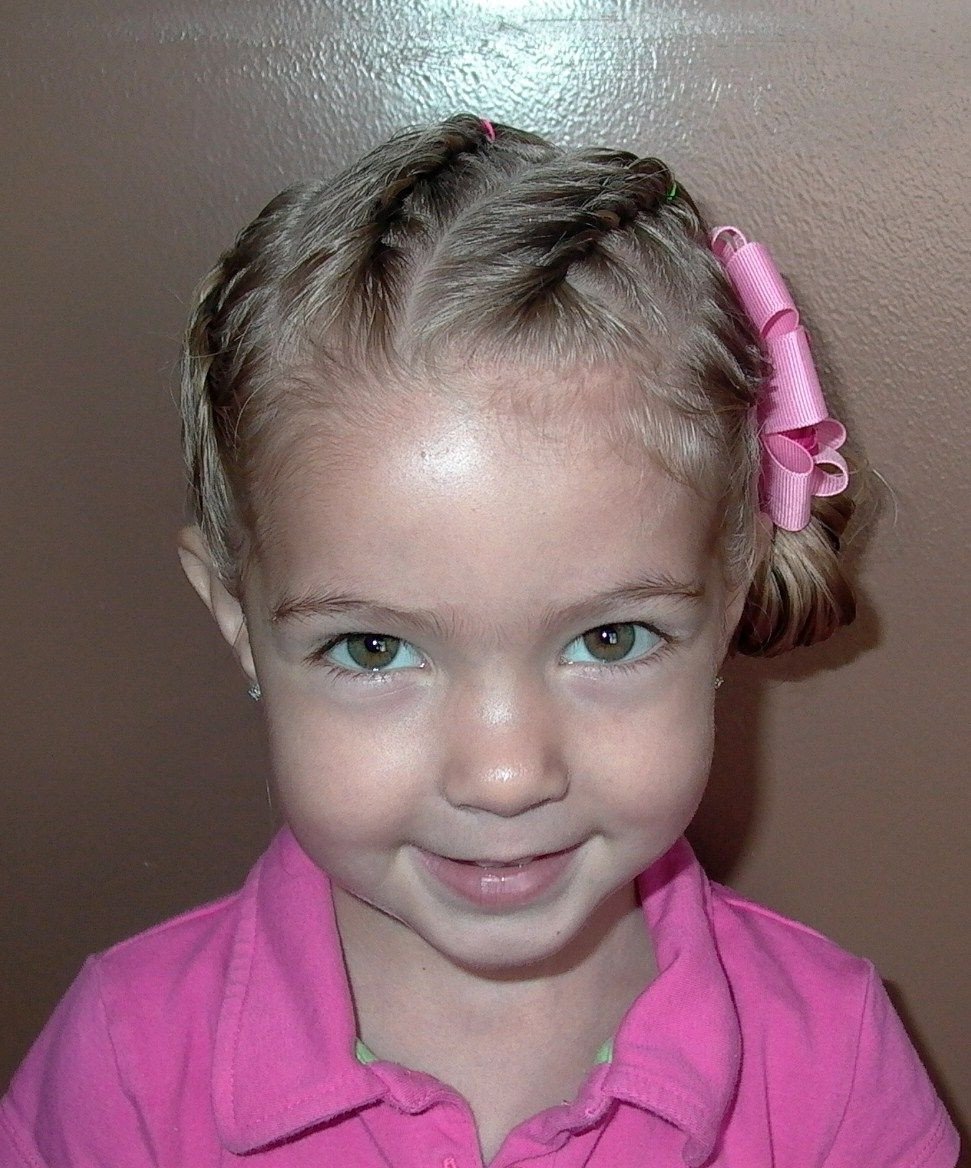 Best ideas about Little Girls Hairstyle . Save or Pin Stylish Haircuts for Little Girls Now.