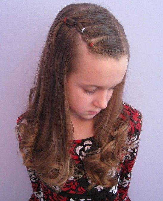 Best ideas about Little Girls Hairstyle . Save or Pin 14 Cute and Lovely Hairstyles for Little Girls Pretty Now.