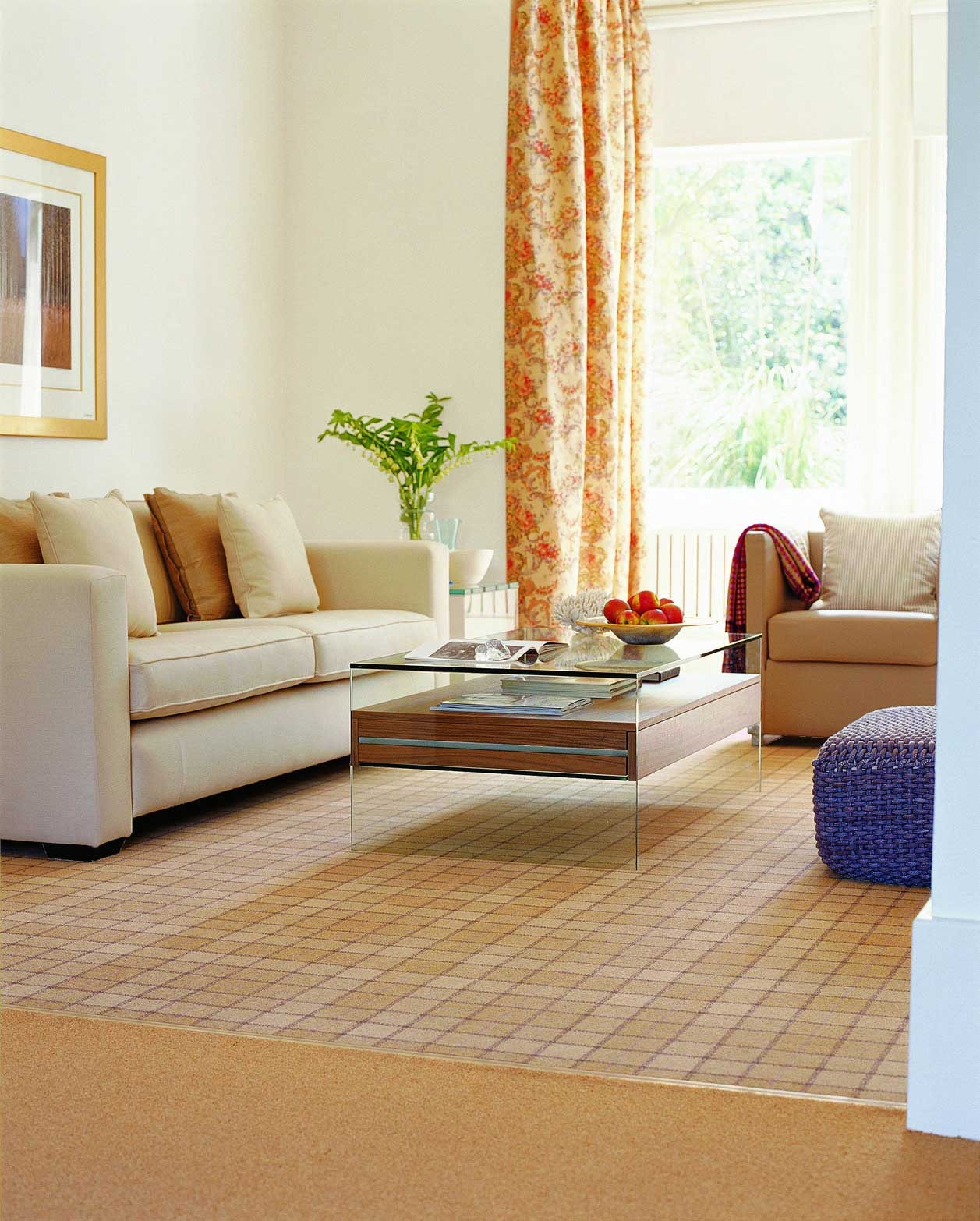 Best ideas about Living Room Carpet . Save or Pin 20 Inspirations of Living Room Carpet Decorating Ideas Now.