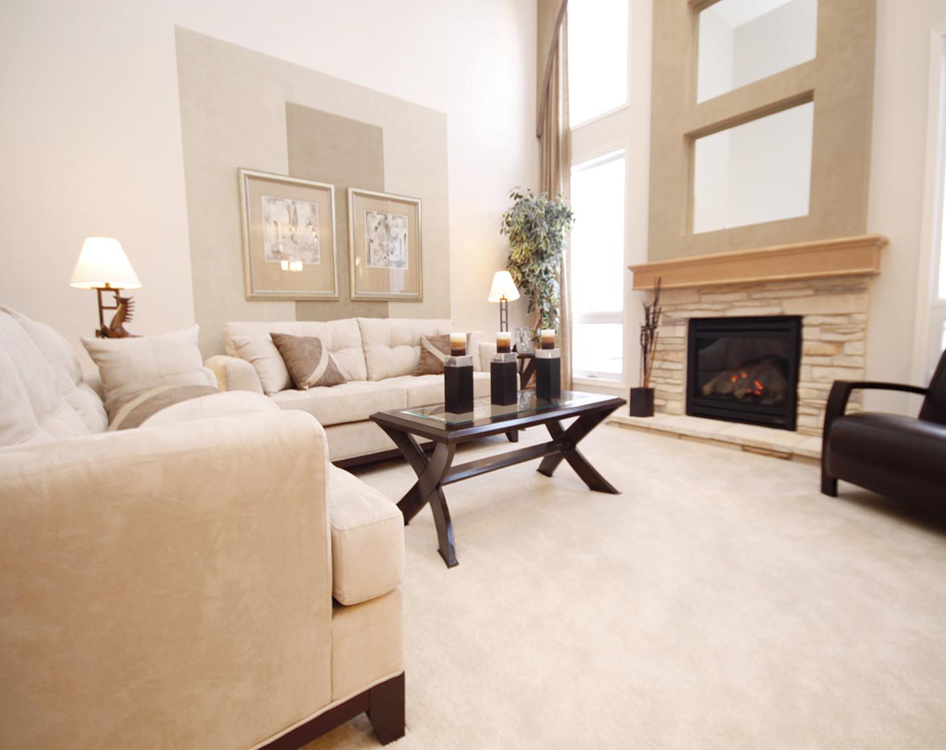 Best ideas about Living Room Carpet . Save or Pin Living Room Carpet 1 Inspiring Design EnhancedHomes Now.