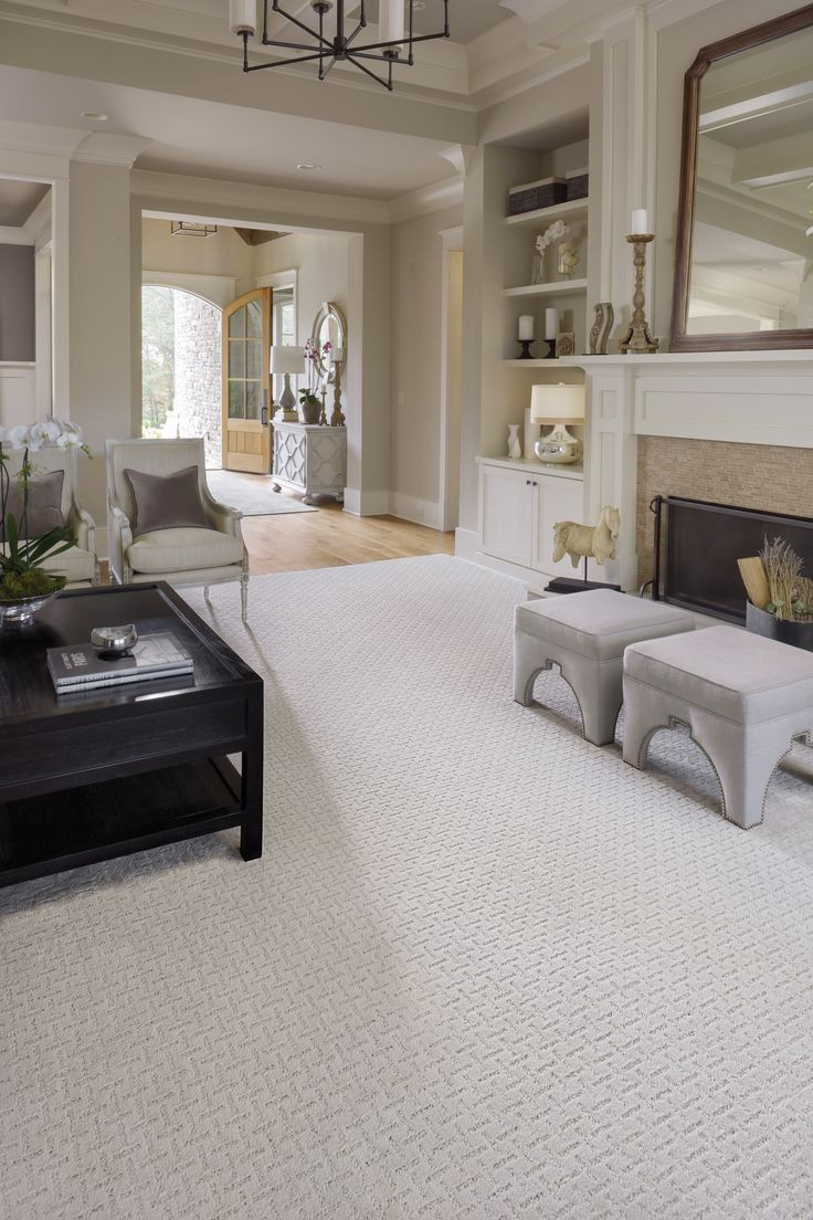 Best ideas about Living Room Carpet . Save or Pin White Living Room Carpet Now.