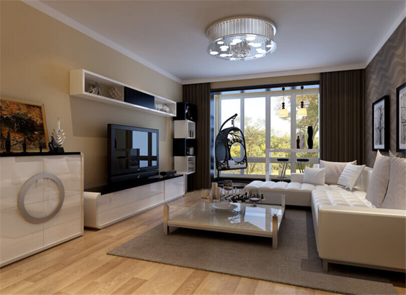 Best ideas about Living Room Remodel . Save or Pin 5 Rental Apartment Remodels With the Highest ROI Now.