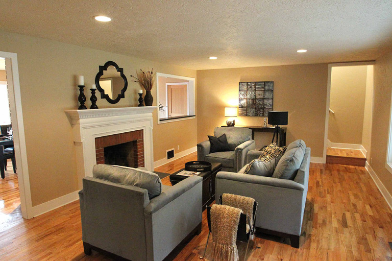 Best ideas about Living Room Remodel . Save or Pin West Hills Remodel is Finished and Ready to Sell Now.