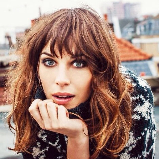 Best ideas about Long Wavy Bob Hairstyles . Save or Pin 90 Long Bob Hair Cuts That Looks Great You Now.