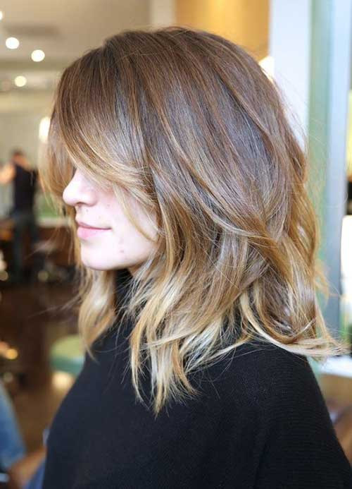 Best ideas about Long Wavy Bob Hairstyles . Save or Pin Long Inverted Bob 2016 Now.