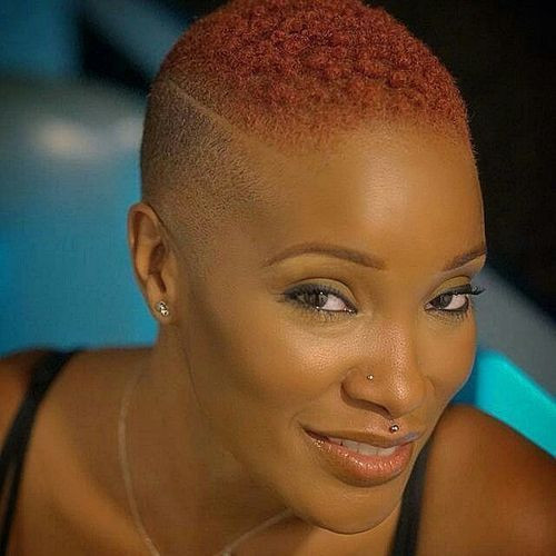 Best ideas about Low Haircuts For Females . Save or Pin 40 Mohawk Hairstyle Ideas for Black Women Now.