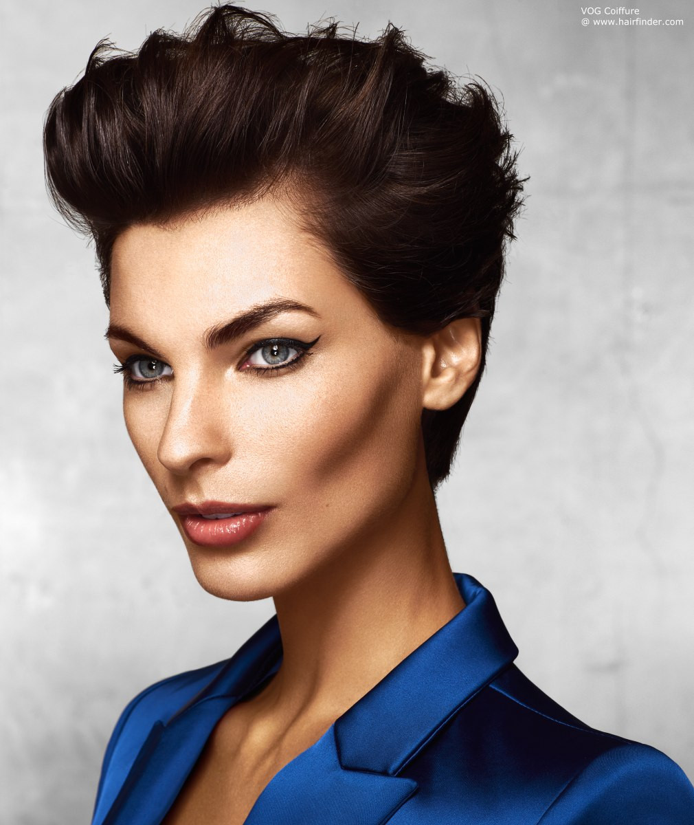 Best ideas about Low Haircuts For Females . Save or Pin Low Cut Hairstyles For Women Now.