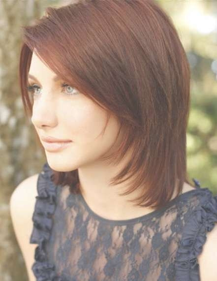 Best ideas about Low Haircuts For Females . Save or Pin 2019 Popular No Maintenance Medium Haircuts Now.