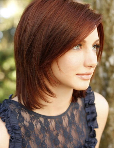 Best ideas about Low Haircuts For Females . Save or Pin Medium Hairstyles Your Cool Ideas for This Year Now.