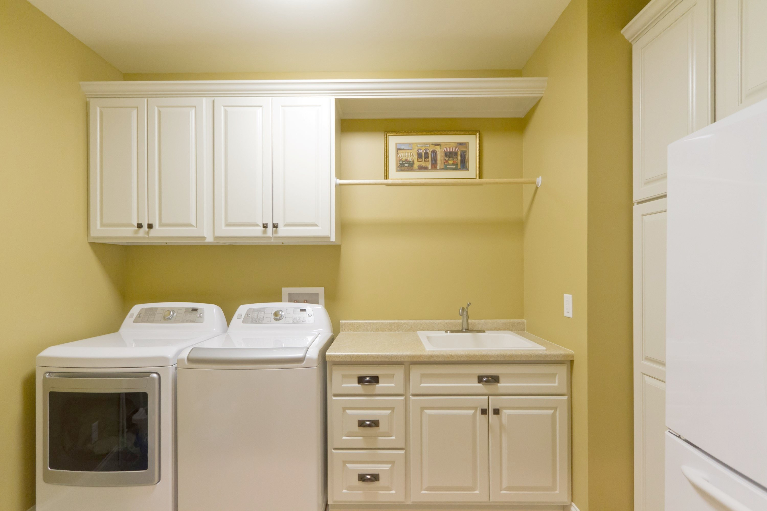 Best ideas about Lowes Laundry Room Cabinets . Save or Pin Lowes Utility Room Cabinets Now.
