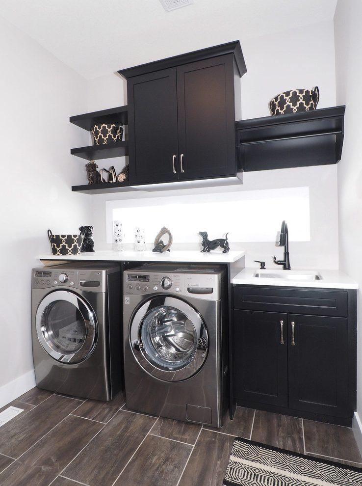 Best ideas about Lowes Laundry Room Cabinets . Save or Pin Magnificent Lowes Laundry Room Cabinets with Washer Beige Now.