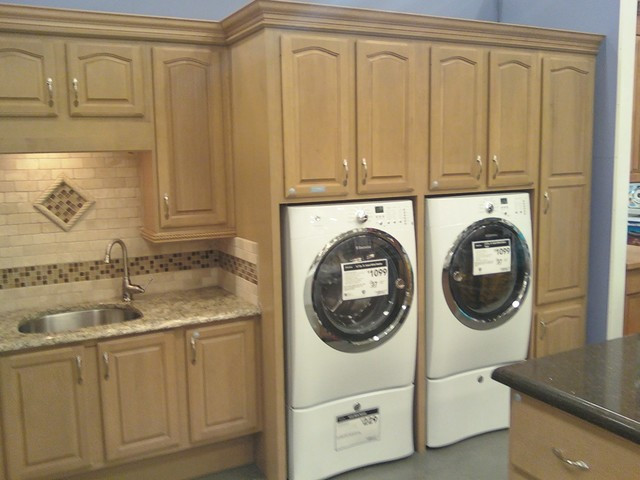 Best ideas about Lowes Laundry Room Cabinets . Save or Pin Laundry Room Cabinets Lowes Home Furniture Design Now.
