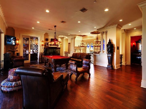 Best ideas about Luxury Game Room . Save or Pin Design Ideas for Game and Entertainment Rooms Now.