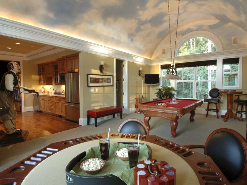 Best ideas about Luxury Game Room . Save or Pin Horton Manor Luxury Home Plan 071S 0001 Now.