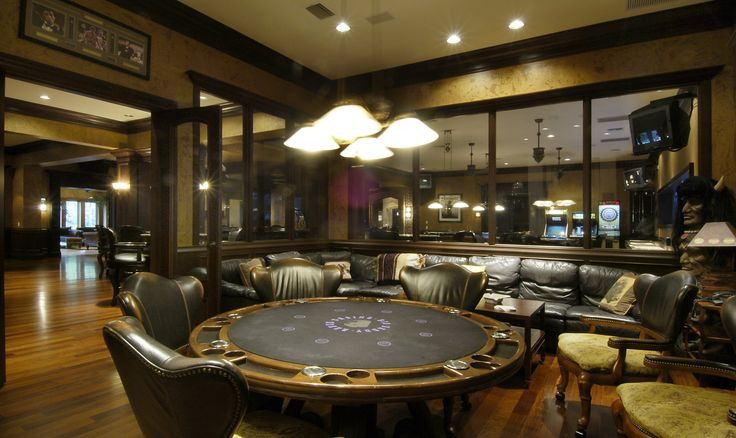 Best ideas about Luxury Game Room . Save or Pin perfect guys retreat A luxury room within a rec room Now.