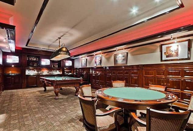 Best ideas about Luxury Game Room . Save or Pin Related Keywords & Suggestions for luxury game rooms Now.