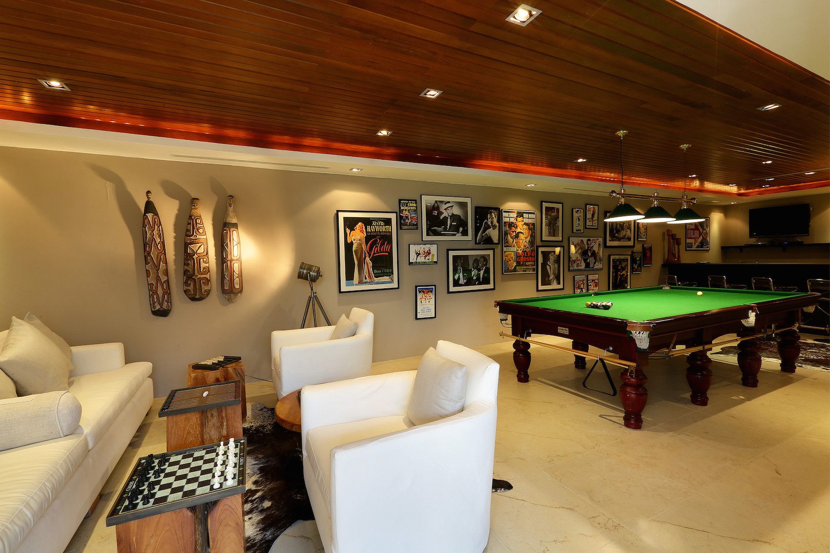 Best ideas about Luxury Game Room . Save or Pin 10 Relaxing & Fun Things to Do When Staying at Luxury Villas Now.