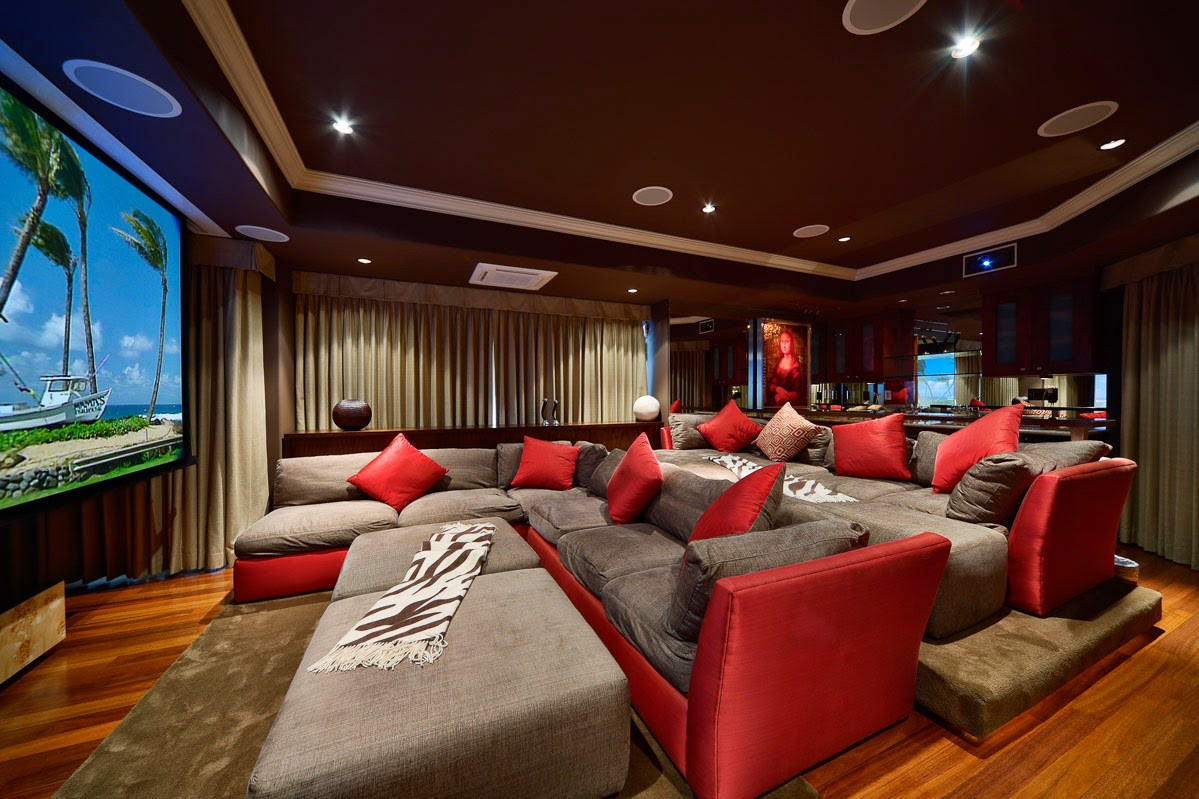 Best ideas about Luxury Game Room . Save or Pin DesigningLuxury Bringing Luxury to Game Rooms Now.