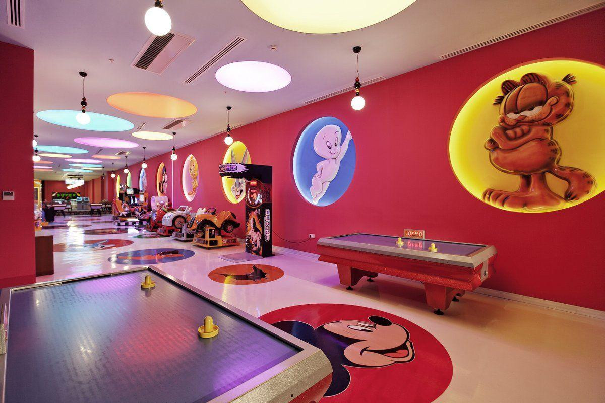 Best ideas about Luxury Game Room . Save or Pin Granada Luxury Resort Hotel Okurcalar Antalya Region Now.