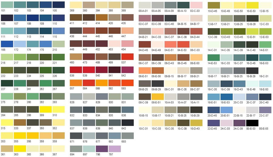Best ideas about Maaco Paint Colors . Save or Pin Maaco Paint Chart Ebay Now.
