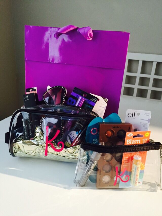 Best ideas about Makeup Gift Basket Ideas . Save or Pin The 25 best Makeup t baskets ideas on Pinterest Now.