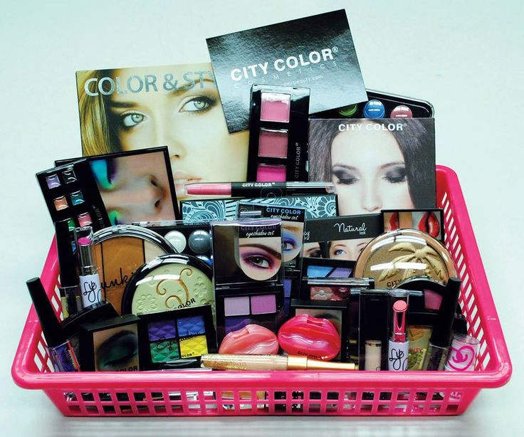 Best ideas about Makeup Gift Basket Ideas . Save or Pin 1000 images about MAKEUP BASKET IDEAS on Pinterest Now.