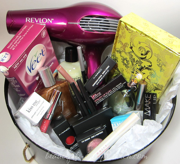 Best ideas about Makeup Gift Basket Ideas . Save or Pin Happy Mother s Day Sweepstakes — Beautiful Makeup Search Now.