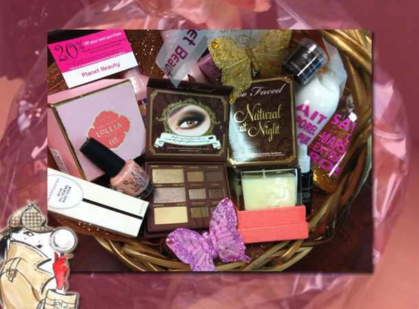 Best ideas about Makeup Gift Basket Ideas . Save or Pin Win a $350 Planet Beauty Gift Basket Now.