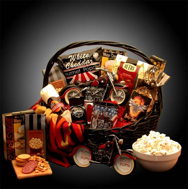 Best ideas about Man Gift Baskets Ideas . Save or Pin Christmas basket ideas – the perfect t for family and Now.