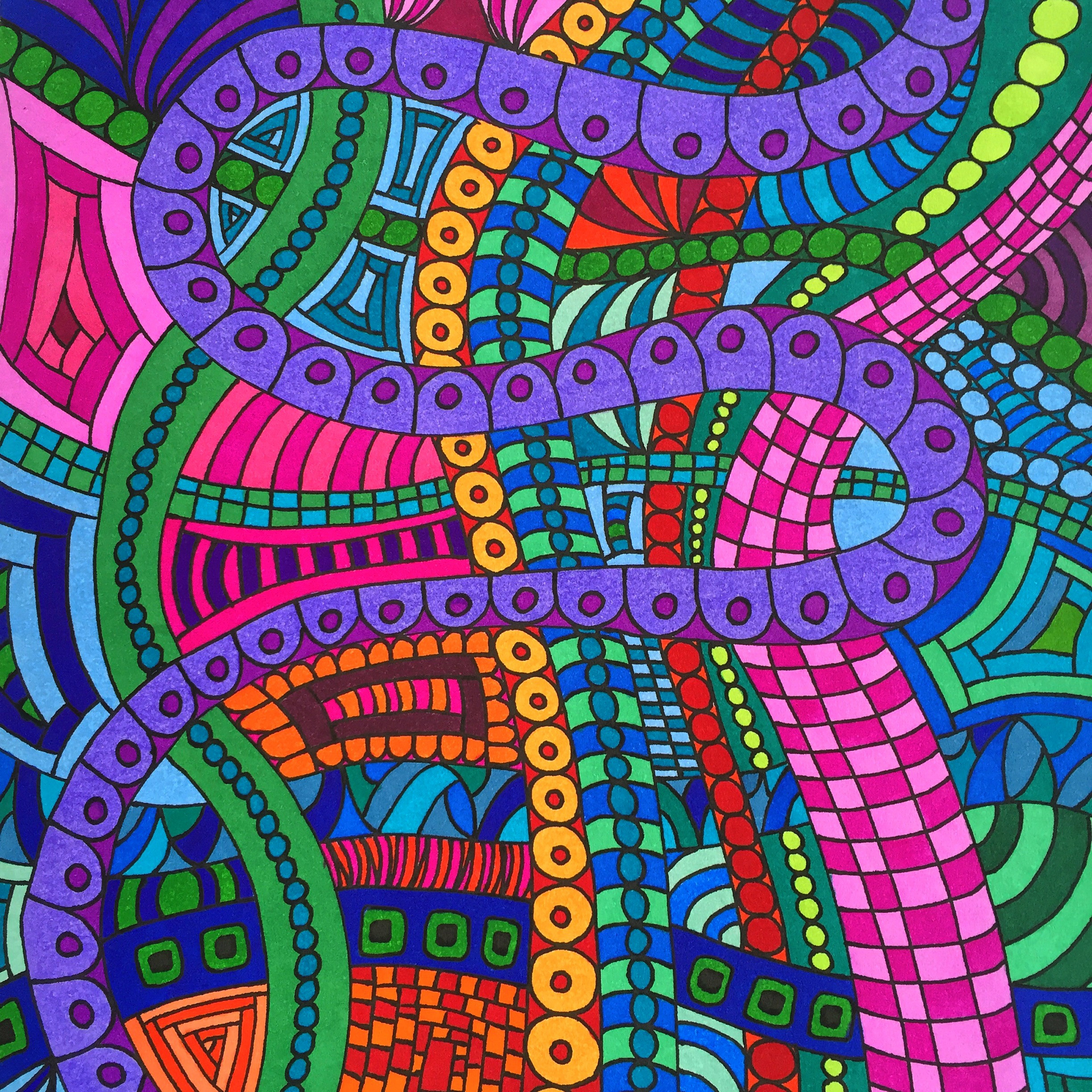 Best ideas about Markers For Adult Coloring Books . Save or Pin Color Chart For Sharpie and Bic Mark It Markers Now.