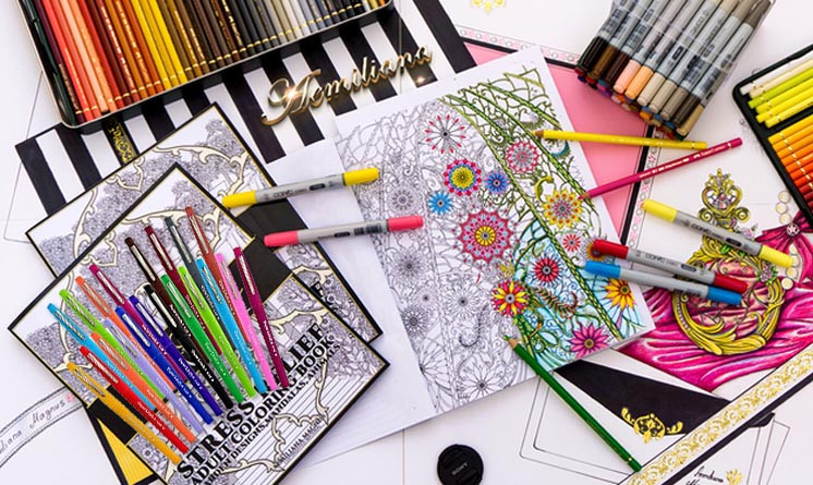 Best ideas about Markers For Adult Coloring Books . Save or Pin Best Markers for Adult Coloring Books Max Nash Now.