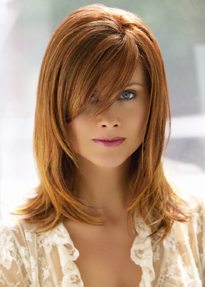 Best ideas about Medium Layered Hairstyles . Save or Pin 70 Artistic Medium Length Layered Hairstyles To Try Now.