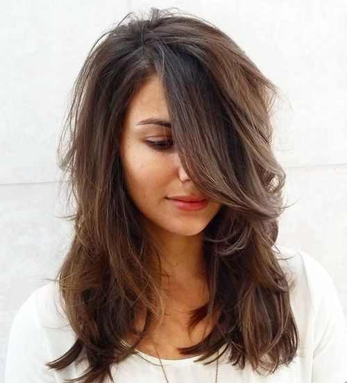 Best ideas about Medium Layered Hairstyles . Save or Pin 70 Brightest Medium Length Layered Haircuts and Hairstyles Now.