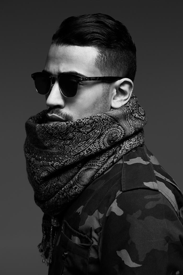Best ideas about Men Undercut Hairstyle . Save or Pin The Undercut Hot Hair for Men Kontrol Magazine Now.