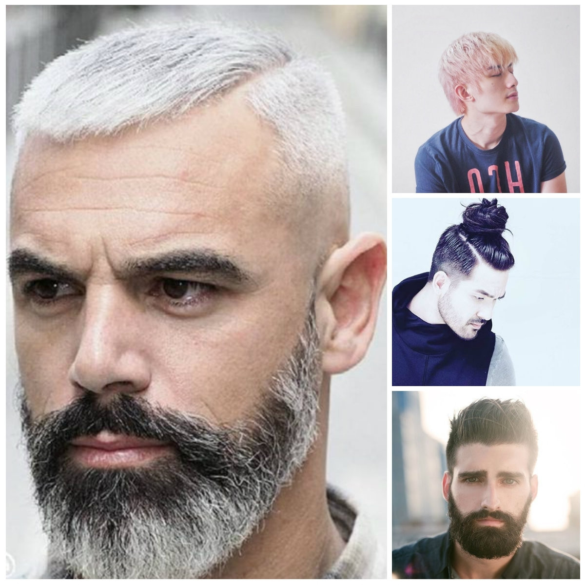 Best ideas about Men'S Undercut Hairstyles . Save or Pin Men s Hairstyles For Square Face Shapes Now.