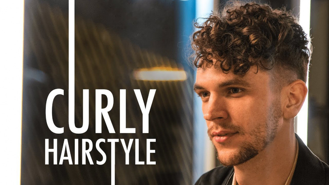 Best ideas about Men'S Wavy Hairstyle Short . Save or Pin Short Curly Mens Hairstyles Now.