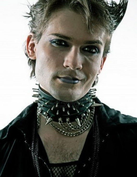 Best ideas about Mens Gothic Hairstyles . Save or Pin Gothic Hairstyles for Men Now.