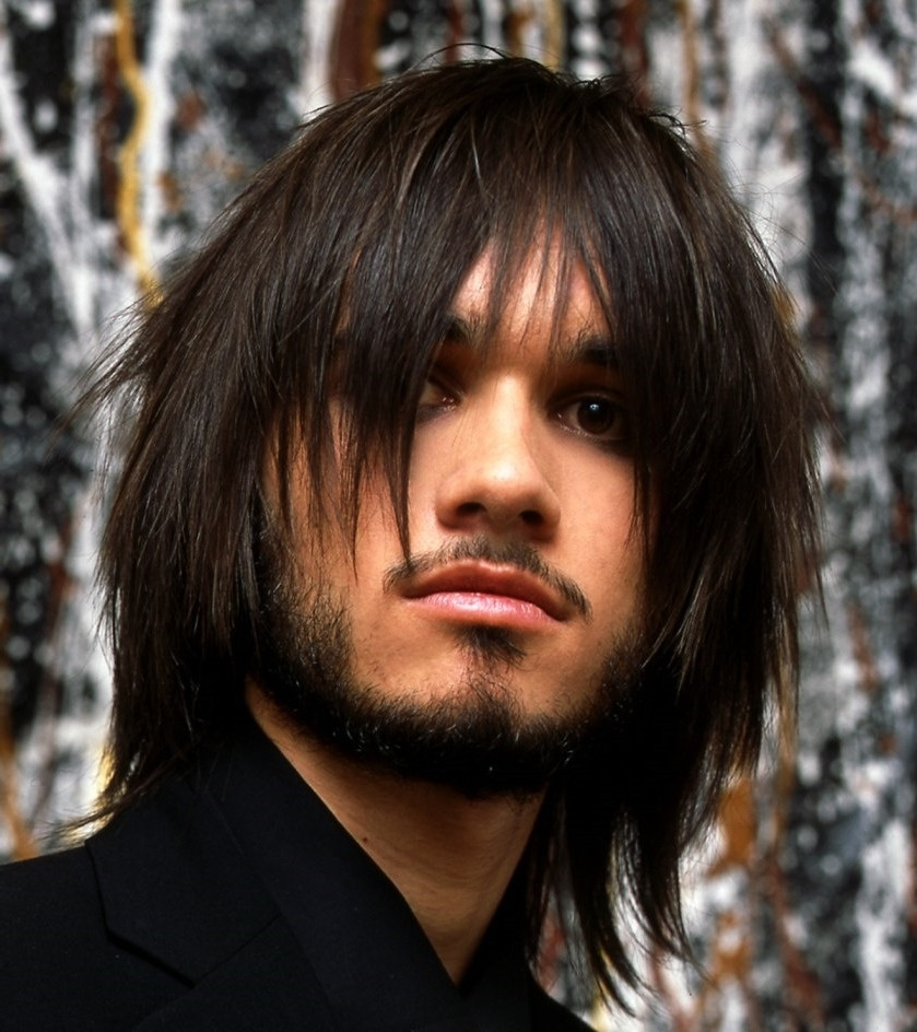 Best ideas about Mens Gothic Hairstyles . Save or Pin Goth Hairstyles For Guys Now.