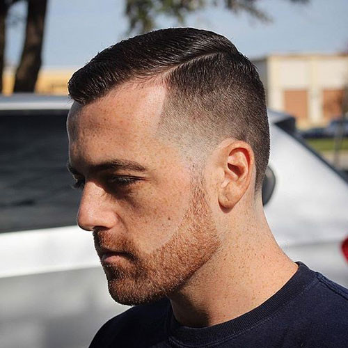 Best ideas about Mens Hairstyles For Receding Hairlines . Save or Pin 45 Best Hairstyles For A Receding Hairline 2019 Guide Now.